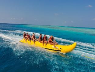 Bandos Island Resort & Spa Maldives Islands - Banana Boating