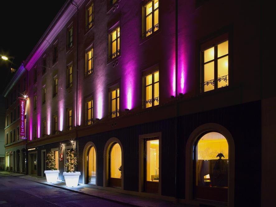 La Cour des Augustins Hotel Geneva - Guest Room