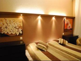 Hotel Les Arcades Geneva - Twin Room