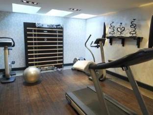Eastwest Hotel Geneva - Fitness Room