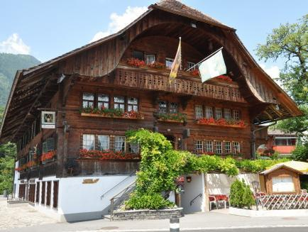 Hirschen Hotel Interlaken