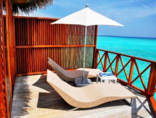Thulhagiri Island Resort & Spa Maldives Maldives Islands - Water Front Bungalow - Terrace