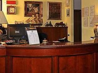 Ascot Lodging Cardano Al Campo - Reception
