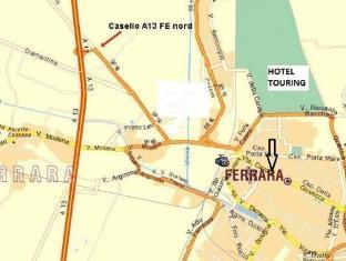 Hotel Touring Ferrara - View