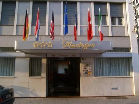 Hotel Mantegna Mantova - Exterior