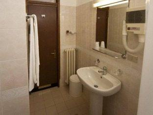 Hotel Mantegna Mantova - Bathroom