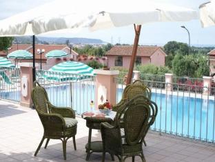 Hotel Ristorante Borgo La Tana Maratea - Balcony/Terrace