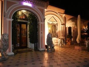 Hotel Ristorante Borgo La Tana Maratea - Entrance