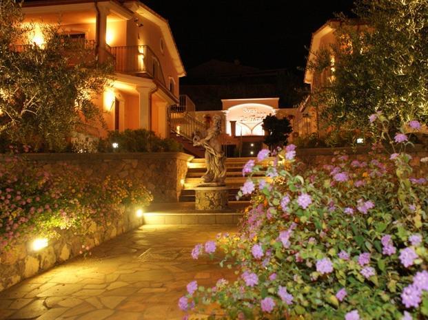 Hotel Ristorante Borgo La Tana Maratea