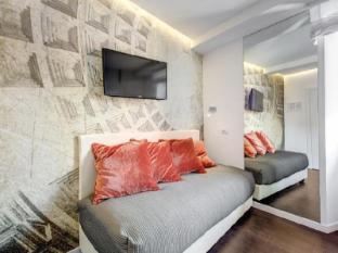 Hotel Abruzzi Rome - Guest Room