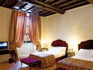 VOI Donna Camilla Savelli Hotel Rome - Guest Room