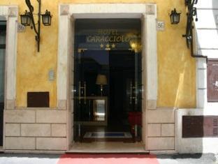 Hotel Caracciolo Rome - Entrance