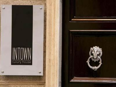 Intown Luxury House Rome - Exterior