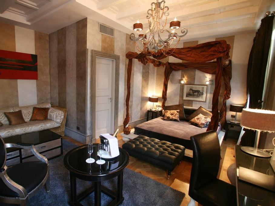 The Inn At The Roman Forum Small Luxury Hotels Rome