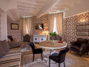 The Inn At The Roman Forum - Small Luxury Hotels of the World Rome - Guest Room