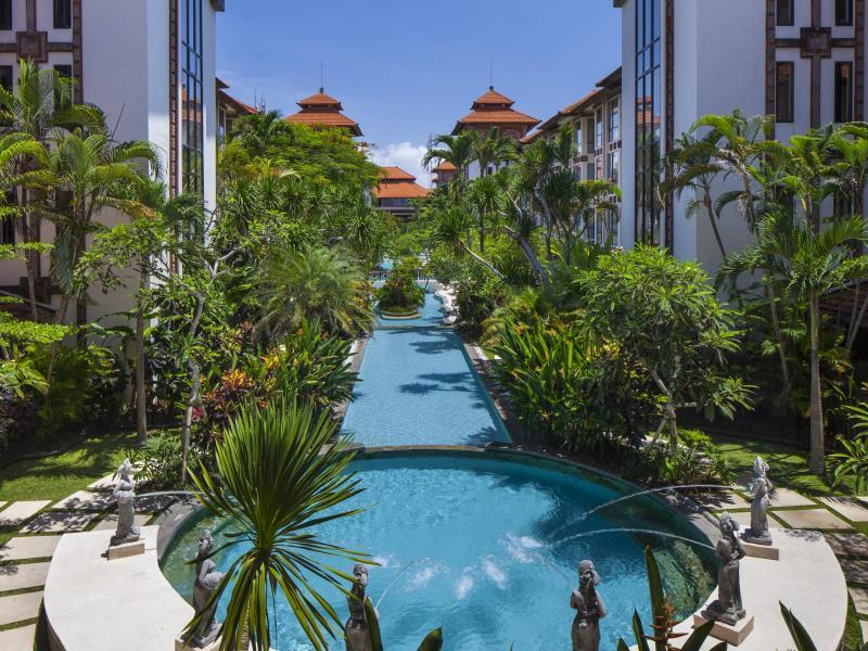 Hotell Sanur Paradise Plaza Hotel