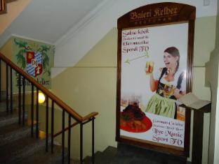 サンタ バーバラ ホテル タリン - レストラン