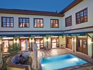 Puding Suite Antalya - Exterior