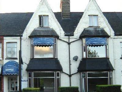 Fenners Hotel - B&B - Hotels and Accommodation in New Zealand, Pacific Ocean And Australia