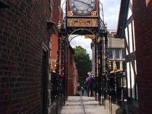 Alton Lodge Chester - Alrededores