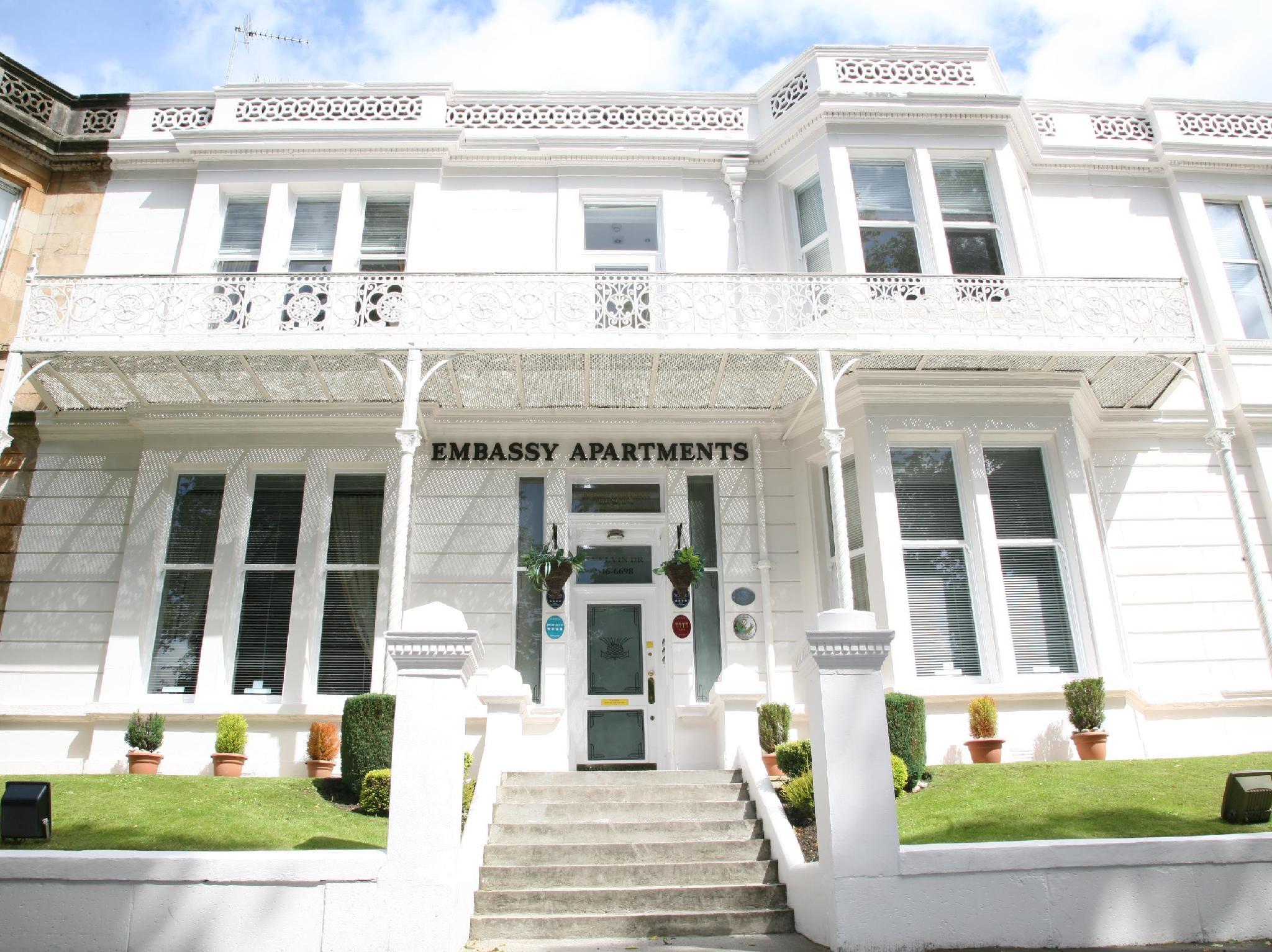 Embassy Apartments - Glasgow
