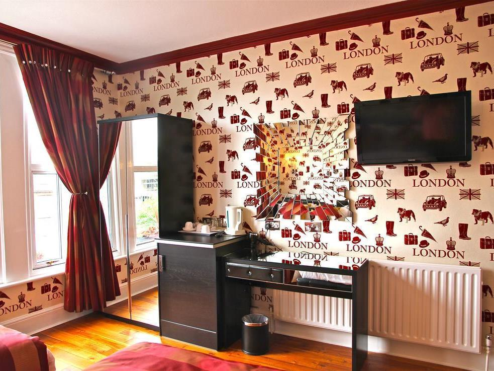 Crompton Guest House - London