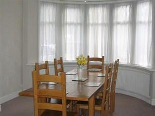 Hazel Wood Guest House London - Dining Room
