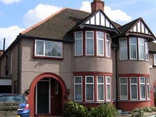 Hazel Wood Guest House London - Hotel Exterior