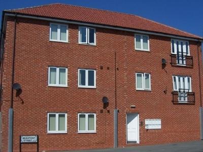 Arinza Apartments Liverpool - Hotellet udefra