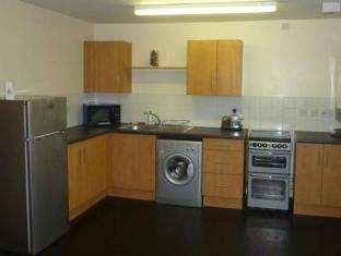 Arinza Apartments Liverpool - Hotellet indefra