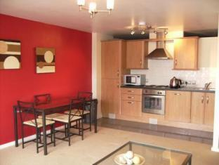 Liverpool City Centre Apartments - Henry Street Liverpool - Gæsteværelse