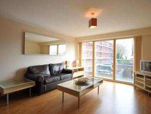 Liverpool City Centre Apartments - Henry Street Liverpool - Hotellet indefra