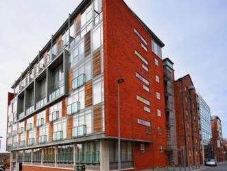 Liverpool City Centre Apartments - Henry Street Liverpool - Hotellet udefra