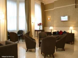 Best Western Shaftesbury Paddington Court London Hotel لندن - ردهة