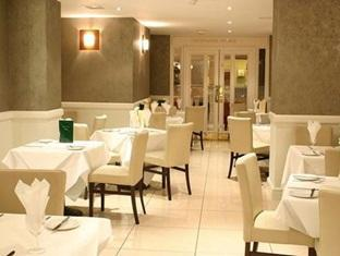 Best Western Shaftesbury Paddington Court London Hotel London - Restaurant
