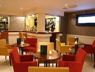 Best Western Shaftesbury Paddington Court London Hotel لندن - المطعم
