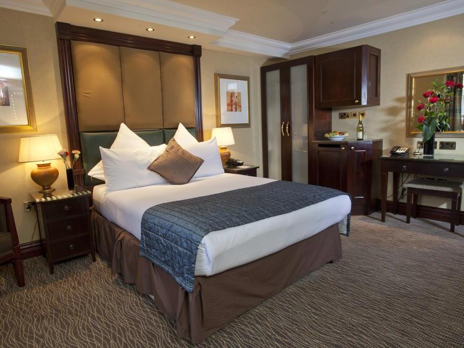 Best Western Shaftesbury Paddington Court London Hotel Londyn