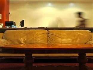 City View Hotel London - recepcija