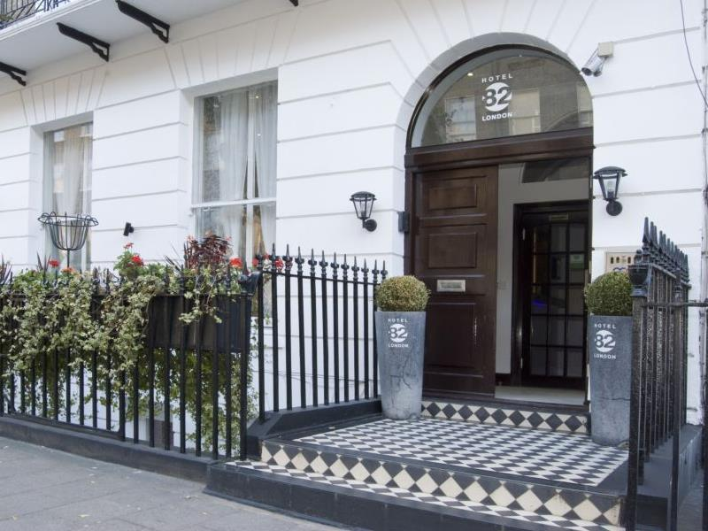 Hotel 82 London London - Exterior