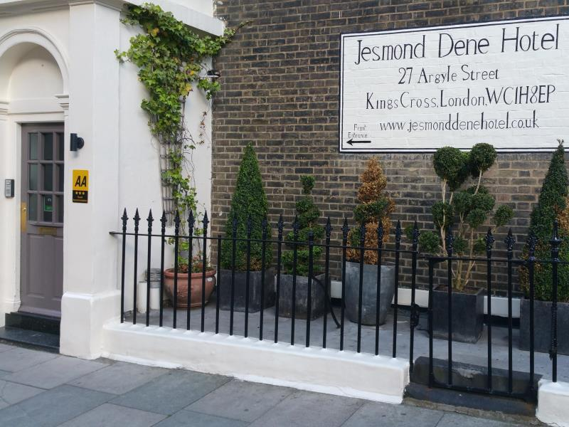 Jesmond Dene Hotel London - Guest Room