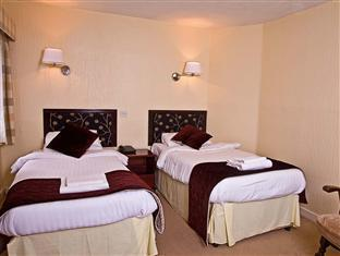The Cedars Hotel Loughborough - Twin Bedroom