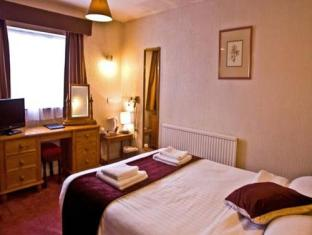 The Cedars Hotel Loughborough - Double Bedroom