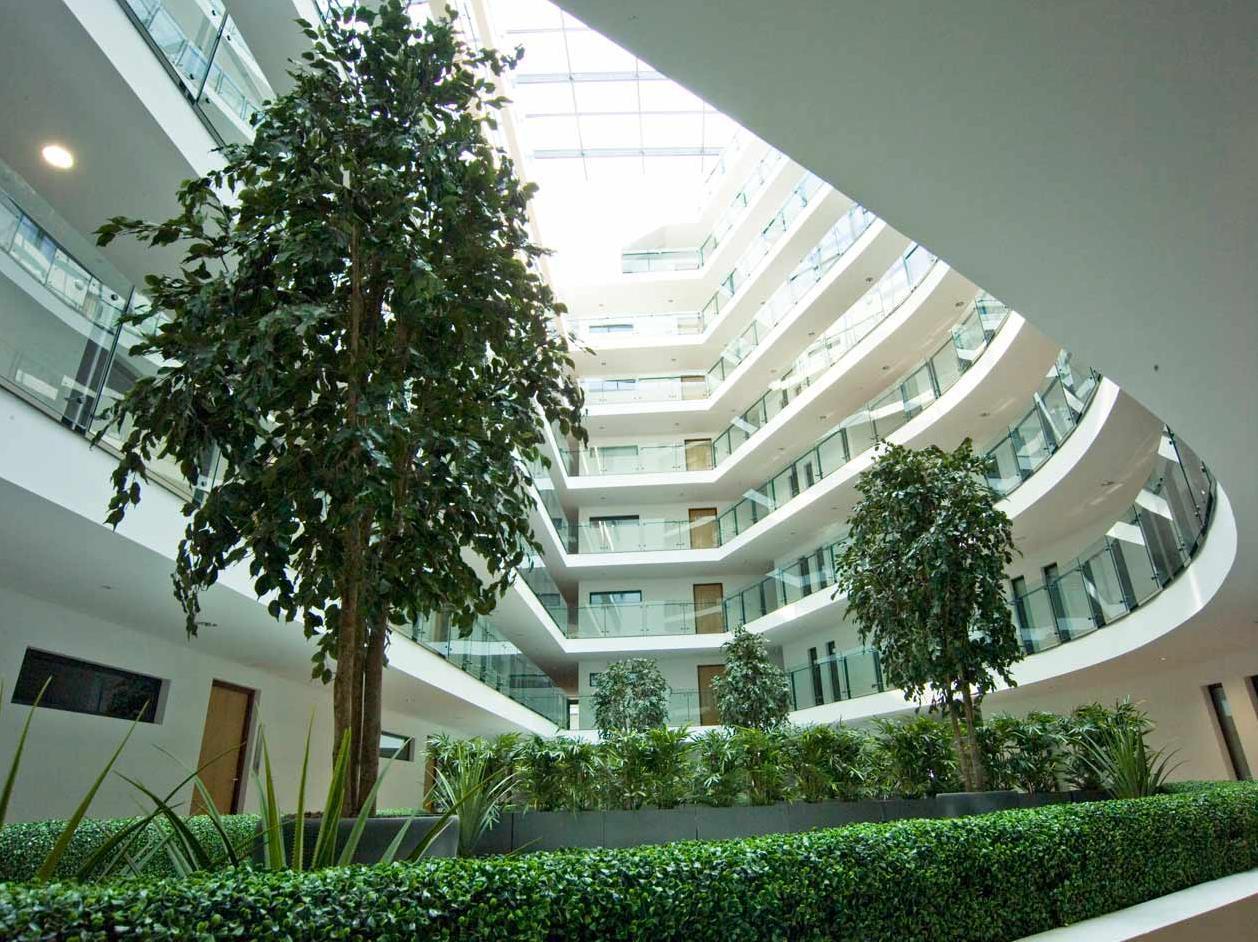 블루 레인보우 아파트호텔