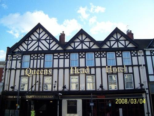 The Queens Head Hotel Morpeth - Exterior