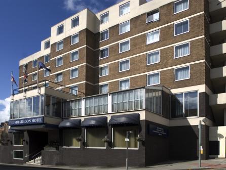 The Strathdon Hotel Nottingham - Exterior