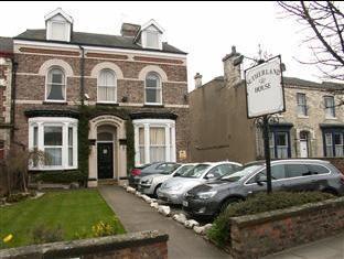 Heworth Court B&B York - Annexe Sutherland House