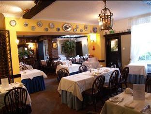 Heworth Court B&B York - Lamplight Restaurant
