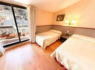Hotel Comtes D'Urgell Escaldes - Guest Room