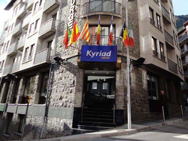 Hotel Comtes D'Urgell Escaldes