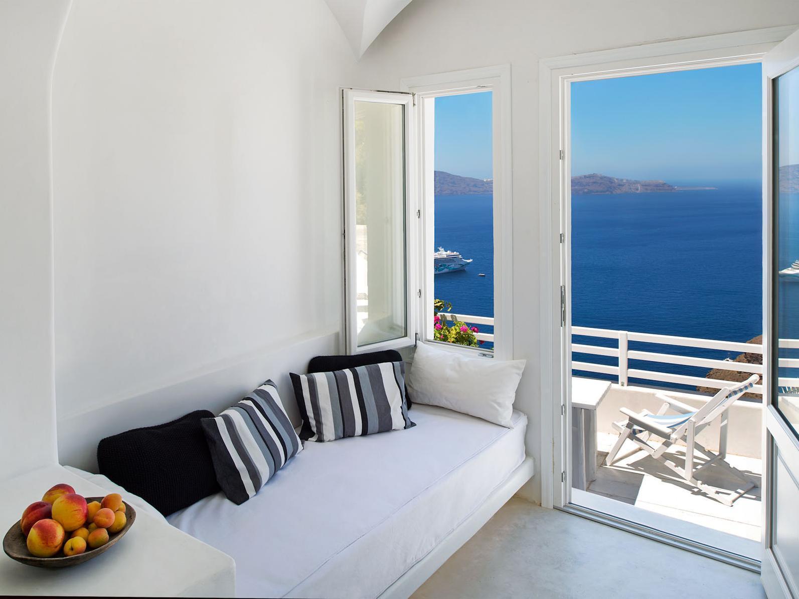 Porto Fira Suites Hotel In Santorini Thira Greece